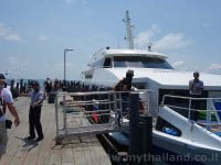 High-Speed Catamaran