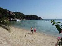 Beach in Ko Tao