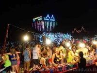 Full Moon Party, Ko Phangan