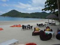 Beach in Ko Phangan