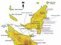 Ko Yao Noi Map