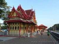 Hua Hin Railay station