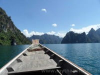 Cheow Lan Lake - Khao Sok National Park