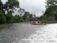 Rafting in Nakhon Nayok