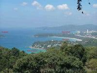Kata, Kata Noi & Karon beaches