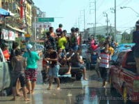 The Songkran Festival – The Thai New Year